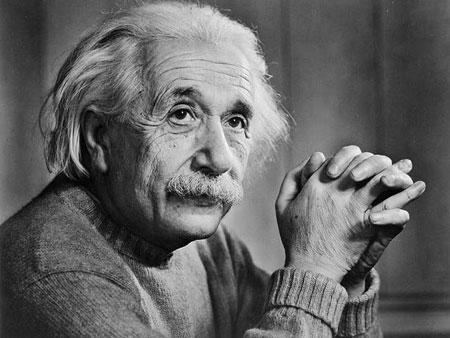 爱因斯坦及其两位夫人