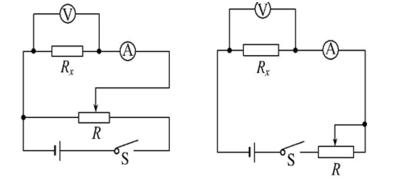 分压电路与限流电路